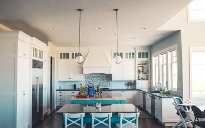 Blue Kitchen Inspiration and Trends