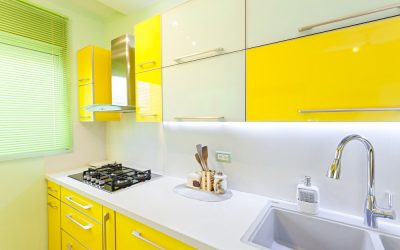 Bright and Sunny – Yellow Kitchen Inspiration!