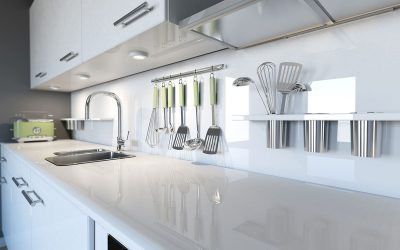 Four Awesome Benefits Of A Straight Kitchen