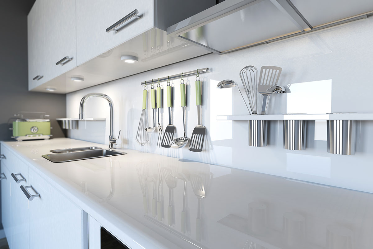 Online Flatpacks - Four Awesome Benefits Of A Straight Kitchen