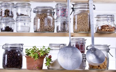 Types of Kitchen Pantries You Could Be Midnight Snacking From